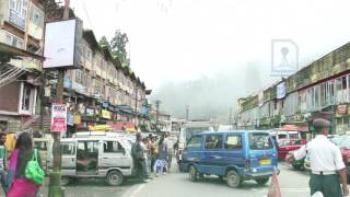 Darjeeling town - most beautiful hill station in India
