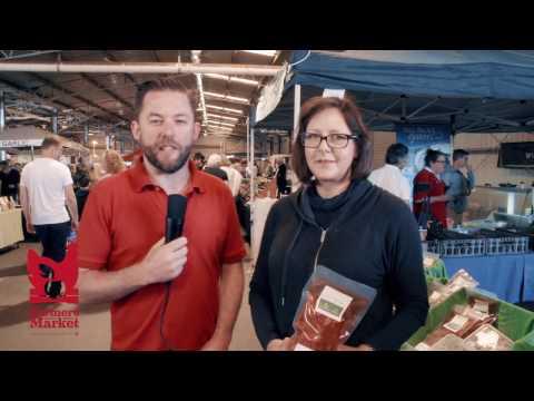 Dinner Rush - Capital Region Farmers Market Canberra