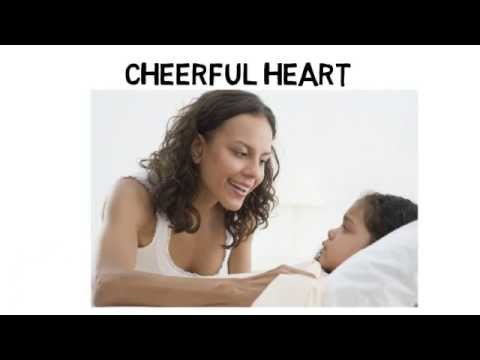 Cheerful Heart – Motivational Gift of Mercy