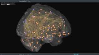 Blink - an online 3D graph visualization tool and database for brain networks