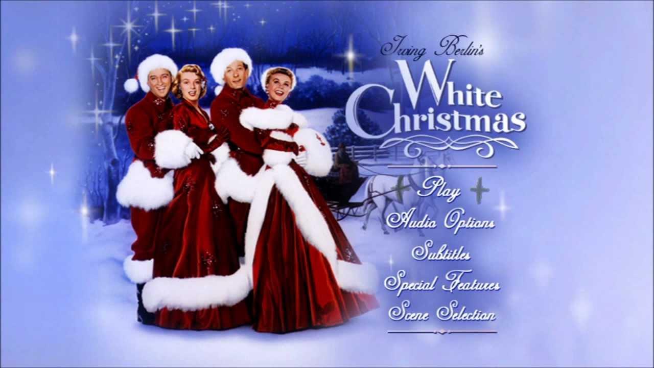 white christmas uk dvd menu region 2 youtube