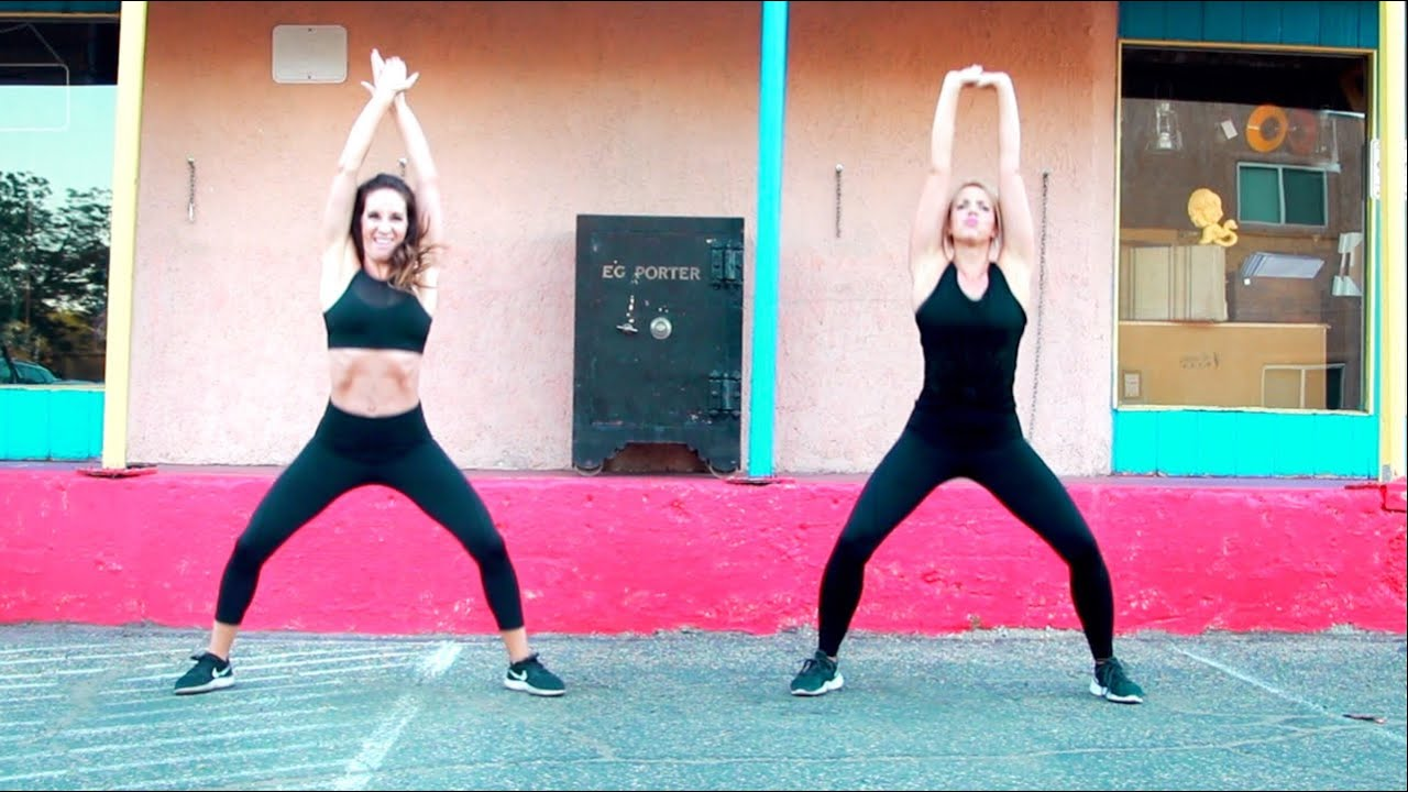 LIVE WITH TY!  60 Min Dancefit Full Cardio Class.