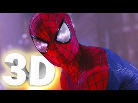 'El Sorprendente Hombre Araña 2: La Amenaza de Electro' - Trailer #1 Español Latino (HD 3D)