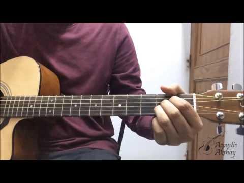 Abhi Mujhme Kahi | Agneepath | Guitar Lesson (Chords)
