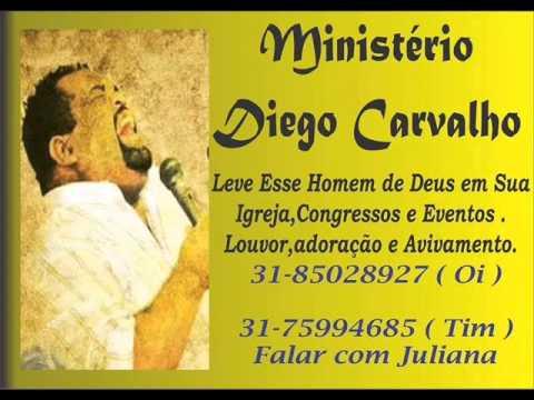 Pr Diego Carvalho Adorarei