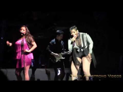 Fantasia Live Bmore at Pier Six 2016