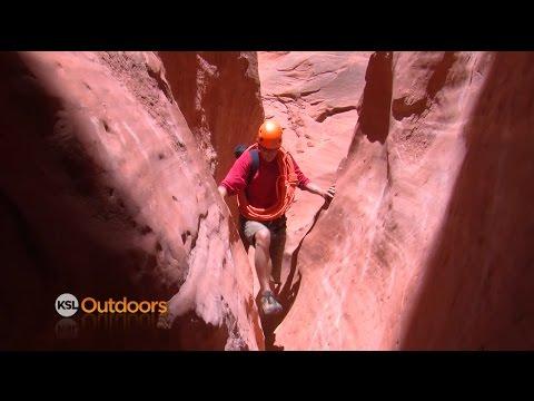 Canyoneering Egypt 1 Canyon in Escalante