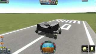 Kerbal Space Program - First Attempt At Building A Rover