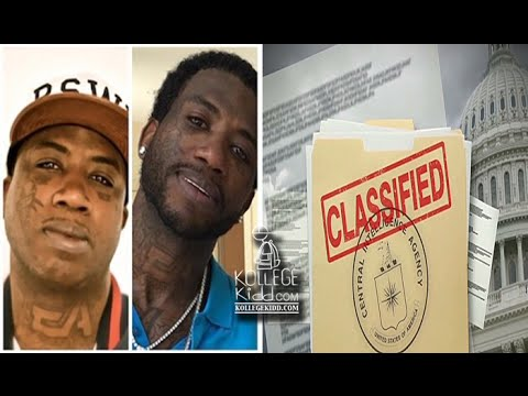 Gucci Mane Is Not A Government Clone, CIA Confirms - YouTube