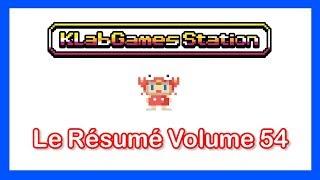 KLab Games Station : Le Résumé Volume 54