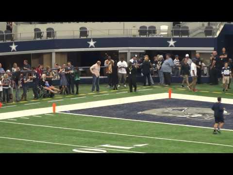 The Dallas Cowboys AT&T Stadium