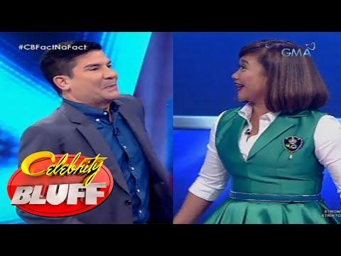 Celebrity Bluff: Eugene Domingo, lalatiguhin si Edu Manzano?
