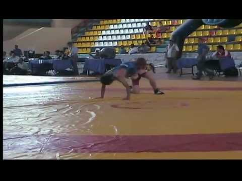 2008 FILA Cadet Highlight Video Wrestling