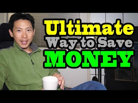 Ultimate Way to Save Money