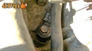 DIY: Subaru Knock Sensor Replacement