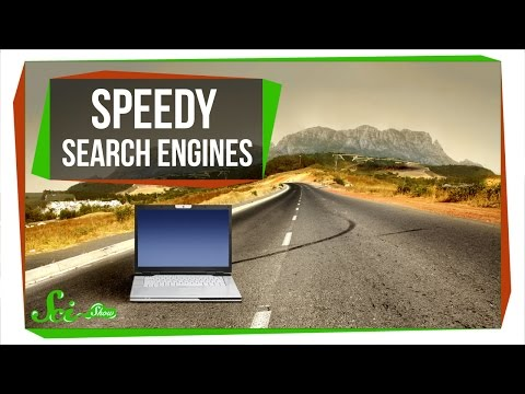 How Are Search Engines So Fast?
