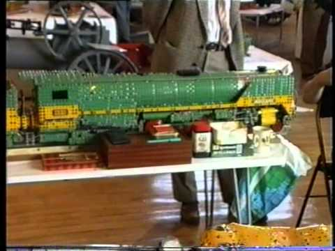 Model Engineers Exhibition 12 /4/1993