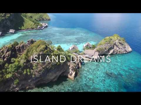 Raja Ampat Misool Eco Resort Indonesia Islands 4k