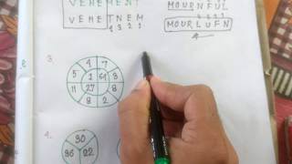 342.REASONING SOLVE WITH TRICKS FOR RAIL EXAM SPECIALLY, MISSING NUMBER SOLVE
