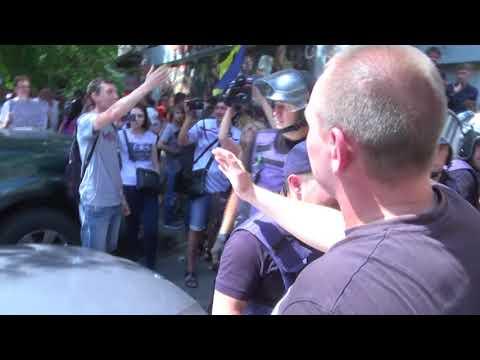 Поліція Одещини: Правоохоронці забезпечили порядок під час масового заходу активістів
