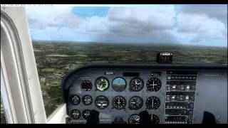 VATSIM VFR First Cross Country