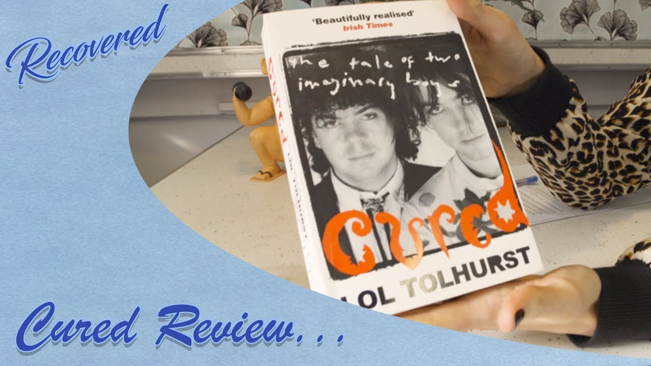 RECOVERED | Cured Book Review