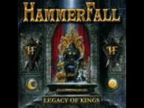 Hammerfall Remember Yesterday
