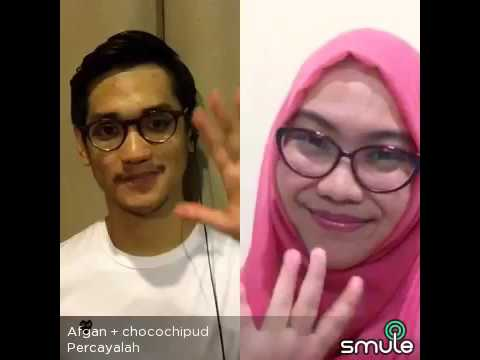 Percayalah - Afgan feat Raisa (Afgan feat Shifa's Smule cover)