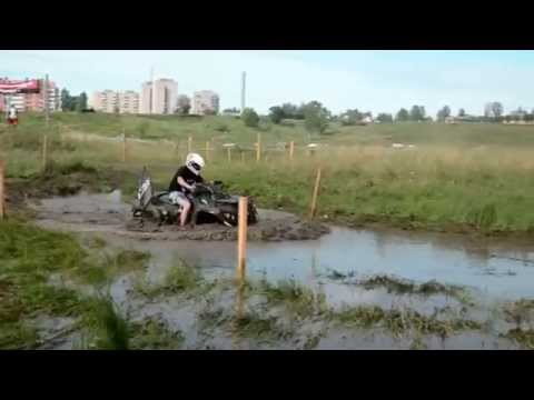 Тест-драйв квадроциклов WELS