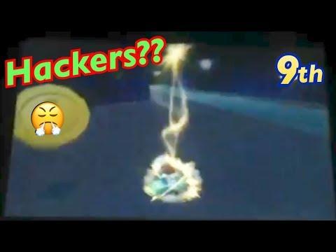 HACKERS On Mario Kart 7!!