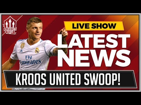 KROOS & ALDERWIERELD To MANCHESTER UNITED | MAN UTD News