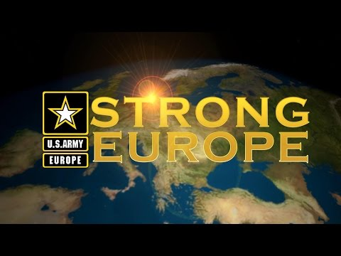 U.S. Army Europe Command Video