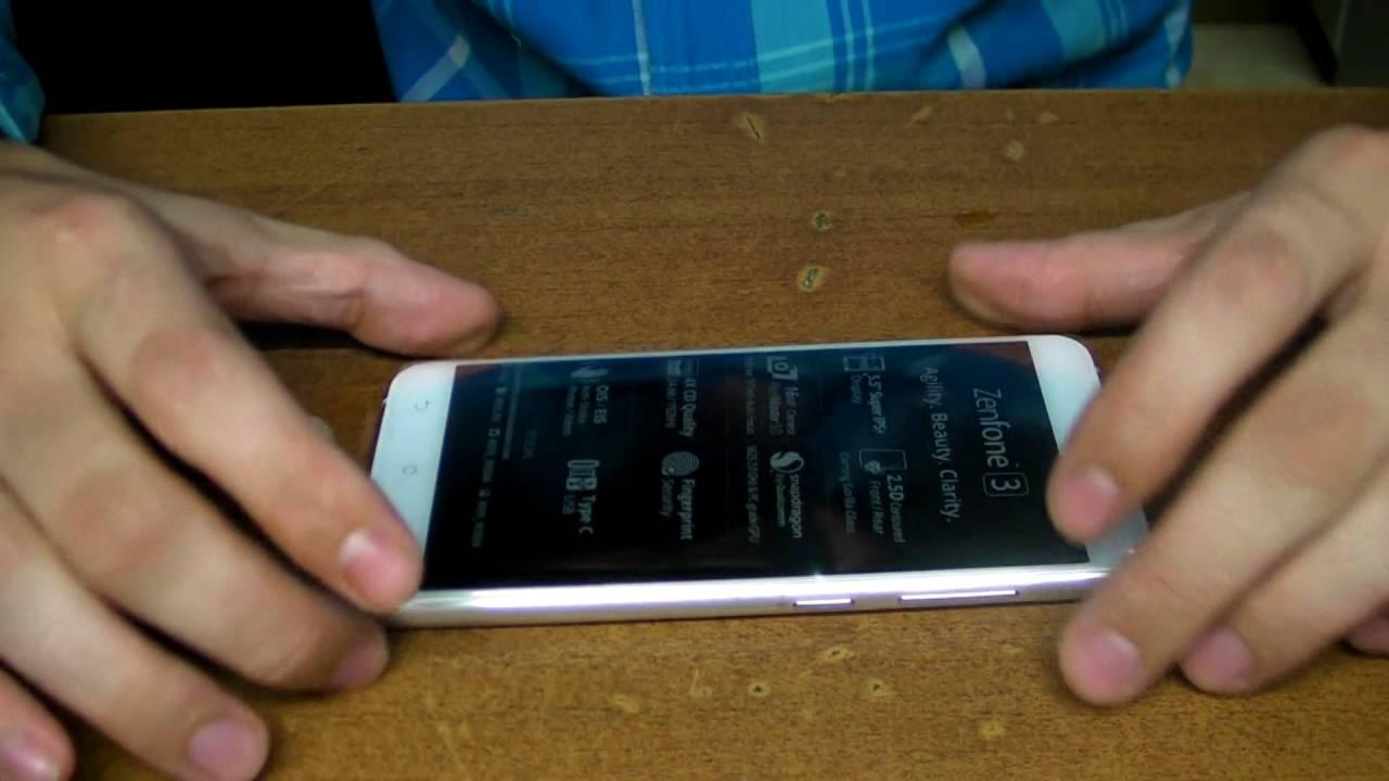 Сотовый телефон ASUS ZenFone 3 ZE552KL 64Gb White