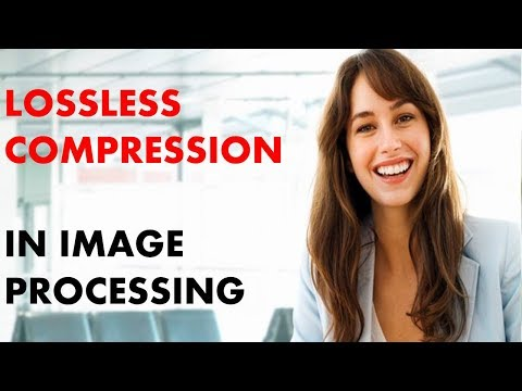 LOSSLESS COMPRESSION IN IMAGE PROCESSING