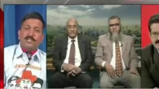 Grandmaster Shifuji on Pakistani tarikh peerjada live Debate on TV