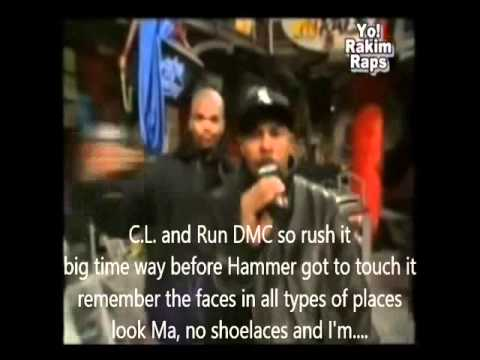 Down with the king - Run DMC live with lyrics