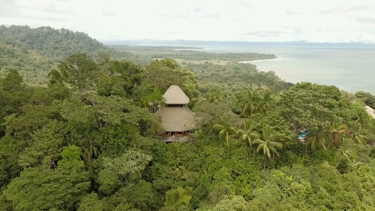 Lapa Rios Lodge Osa Peninsula Costa Rica How To Get Here Lapa Rios Lodge Youtube