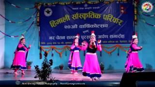 Na paayen Timi lai, Na Birse Timi lai .... Dance by Himali Sanskritik Pariwar Nepal