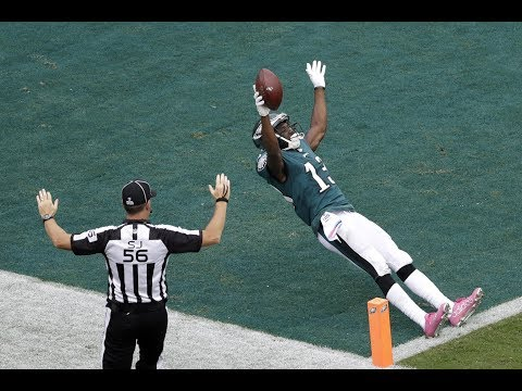 Nelson Agholor 2017-18 Eagles Highlights | HD