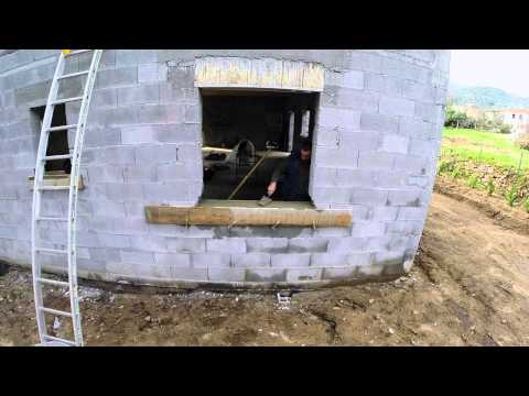 Maconnerie brique rectifi e doovi for Poser un appui de fenetre prefabrique