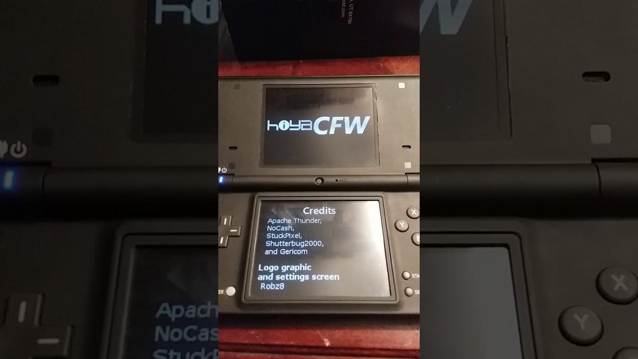 HiyaCFW - World's FIRST Nintendo DSi CFW! | MaxConsole