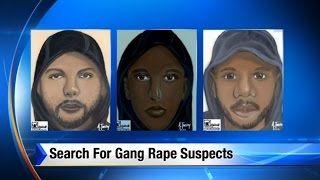 Dreadful Detroit~ Gang of men raped women in front of their boyfriends