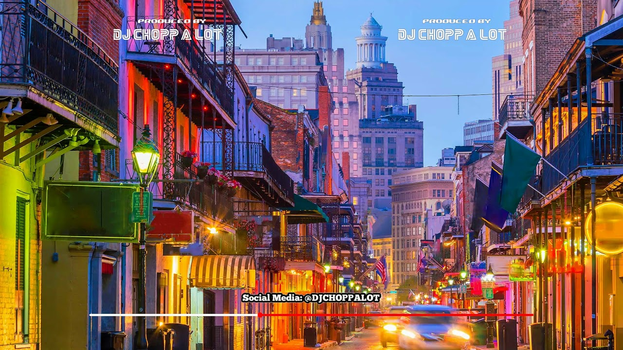 "[FREE] New Orleans Bounce x Usher (Sample Type Beat 2020) ""U Ain't Gotta Call""  @DJ Chopp-A-Lot"
