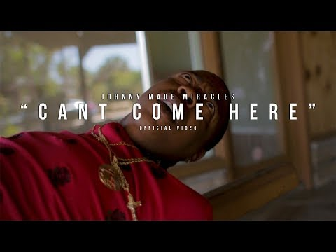 """Johnny Made Miracles - """"Can't Come Here"""" (Official Video)   Canon 70D Music Video"""