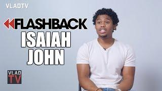 Isaiah John on Working with John Singleton on 'Snowfall' (Flashback)