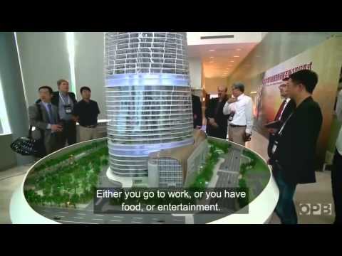 BBC Documentary Films - SHANGHAI CENTRAL TOWER CHINA HD