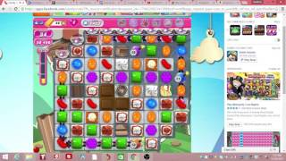 Candy Crush Level 1423 No Boosters