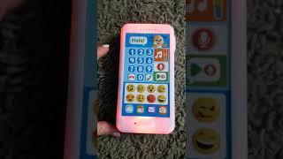 Telefon dotykowy dla dziecka FISHER PRICE