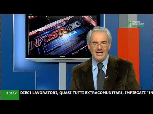 Infostudio il telegiornale della Calabria notizie e approfondimenti - 02 Febbraio 2021 ore 19.15
