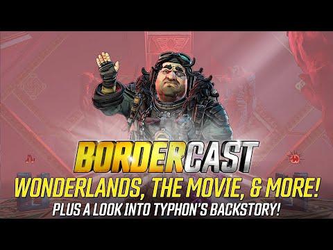 Wonderlands, The Movie & More! – The Bordercast